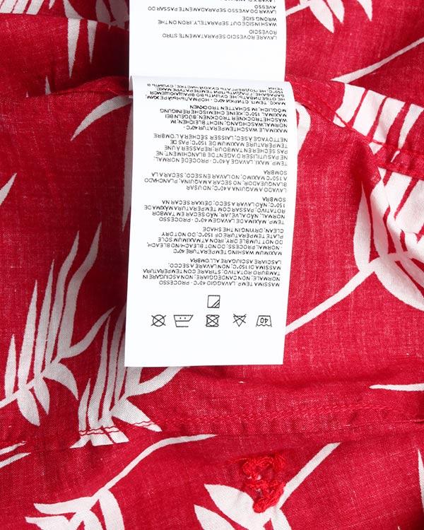 мужская рубашка ARMANI JEANS, сезон: лето 2015. Купить за 4600 руб. | Фото 5