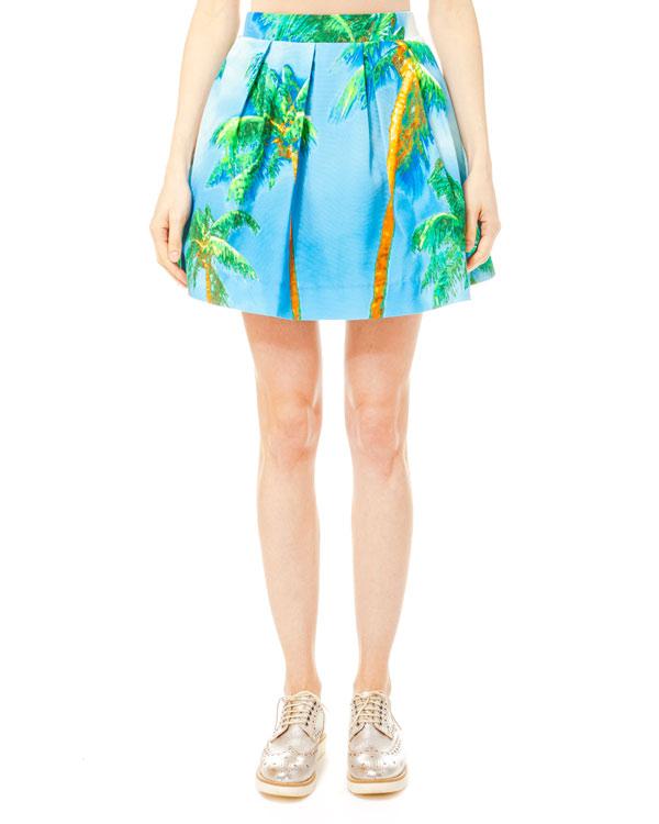 женская юбка P.A.R.O.S.H., сезон: лето 2014. Купить за 12700 руб. | Фото 1
