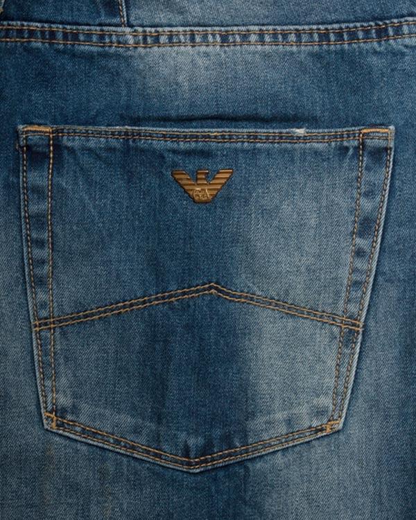 мужская джинсы ARMANI JEANS, сезон: лето 2015. Купить за 7200 руб. | Фото 3