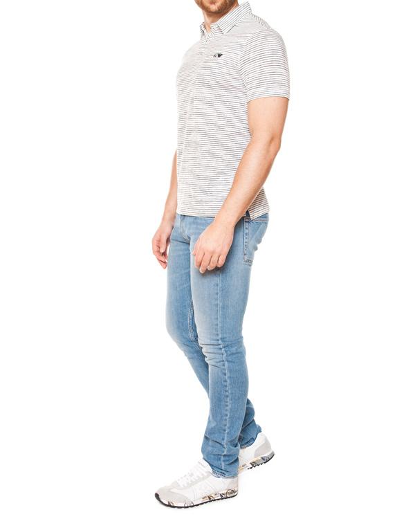 мужская поло ARMANI JEANS, сезон: лето 2015. Купить за 3500 руб.   Фото 3