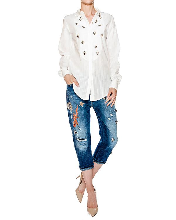 женская блуза Amen, сезон: лето 2016. Купить за 13200 руб. | Фото 3