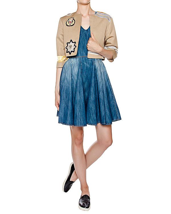женская платье Amen, сезон: лето 2016. Купить за 18600 руб. | Фото $i