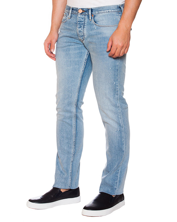 мужская джинсы EMPORIO ARMANI, сезон: лето 2015. Купить за 8100 руб. | Фото 1