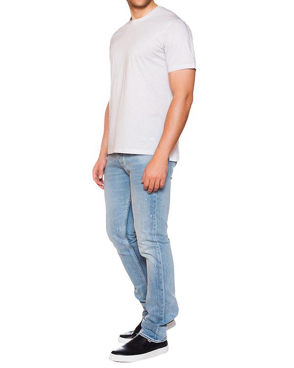 мужская джинсы EMPORIO ARMANI, сезон: лето 2015. Купить за 8100 руб. | Фото 3