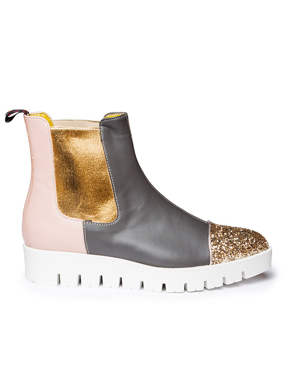 ботинки  артикул ANKL марки Leo Studio Design купить за 8100 руб.
