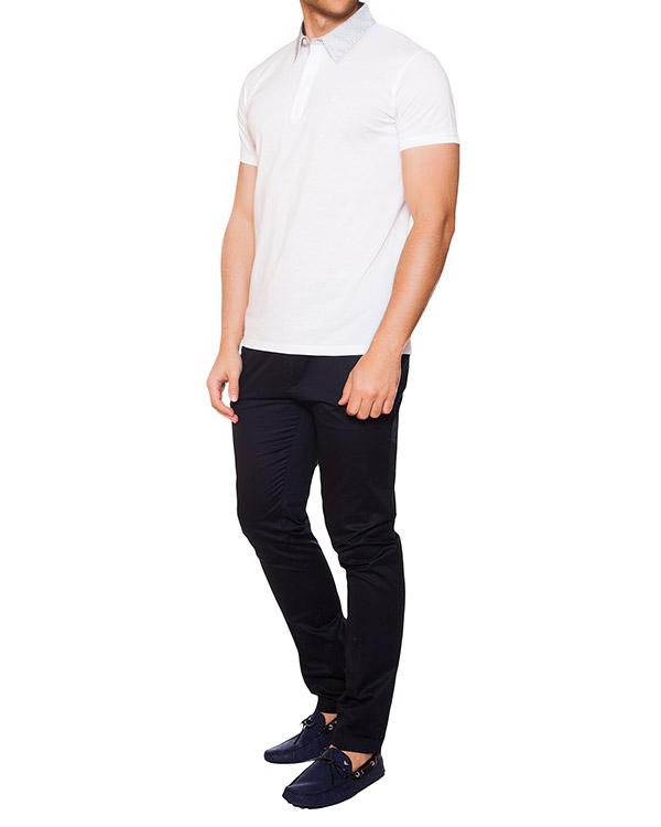 мужская брюки EMPORIO ARMANI, сезон: лето 2015. Купить за 6700 руб. | Фото 3