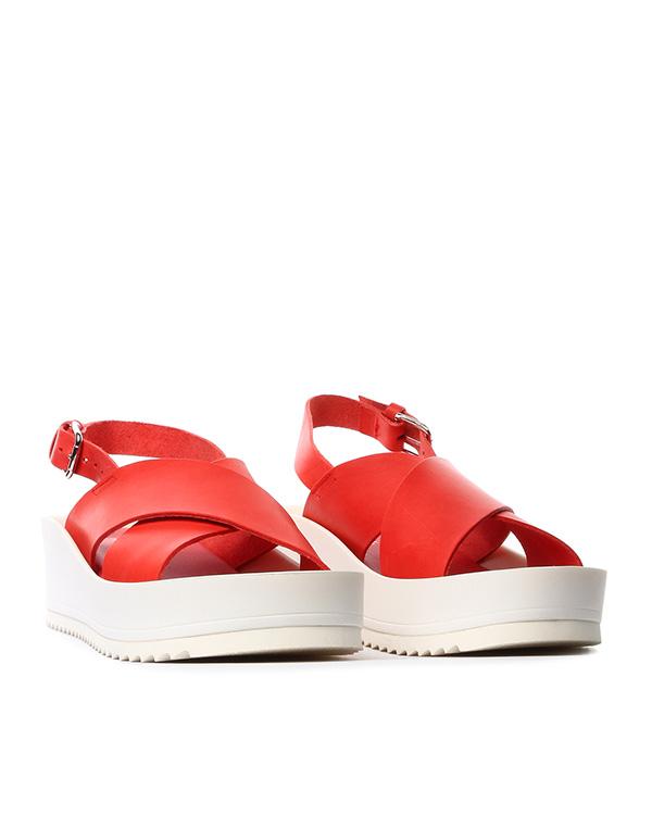 женская сандалии P.A.R.O.S.H., сезон: лето 2016. Купить за 8100 руб. | Фото 2