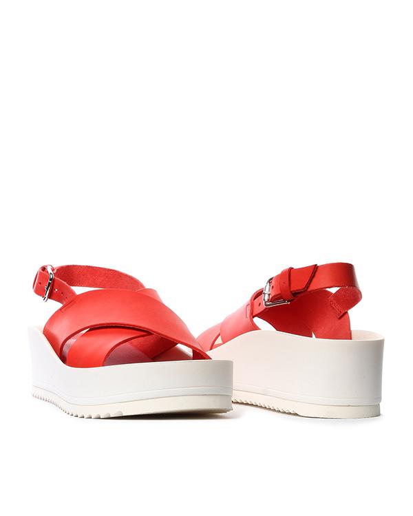 женская сандалии P.A.R.O.S.H., сезон: лето 2016. Купить за 11300 руб. | Фото 3