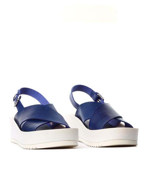 женская сандалии P.A.R.O.S.H., сезон: лето 2016. Купить за 16100 руб. | Фото 2