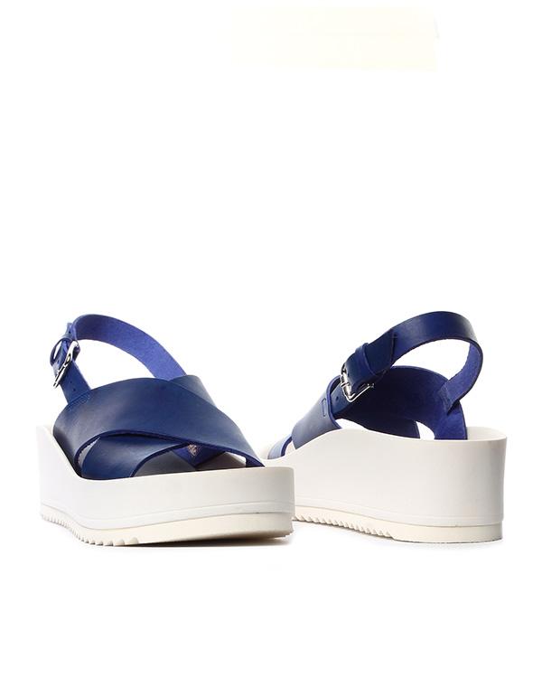 женская сандалии P.A.R.O.S.H., сезон: лето 2016. Купить за 16100 руб. | Фото 3