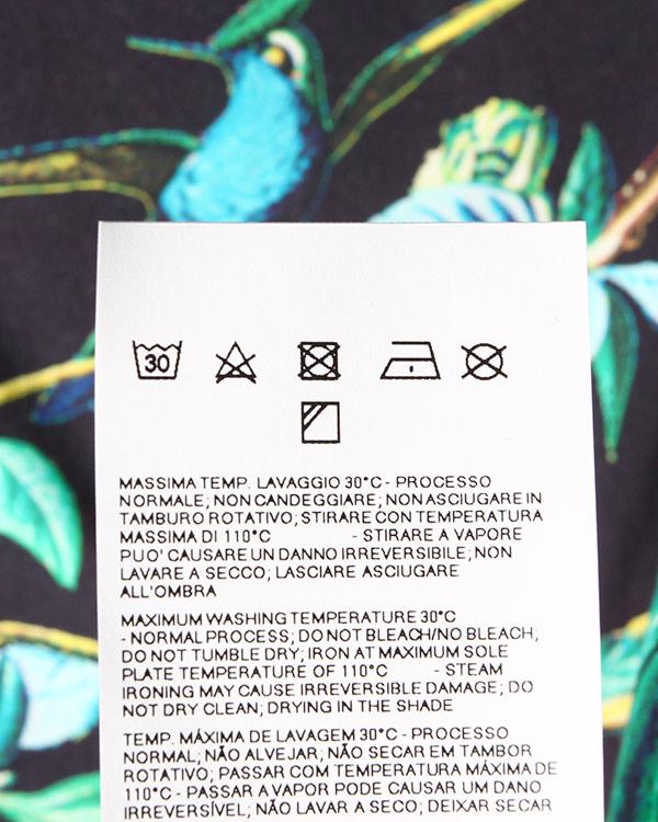 женская топ ARMANI JEANS, сезон: лето 2015. Купить за 6000 руб. | Фото 5