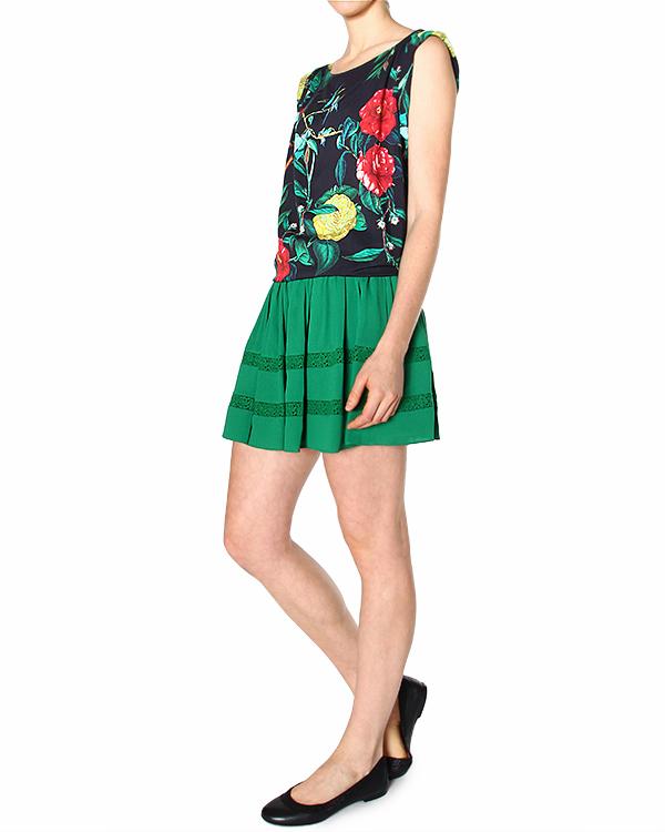 женская юбка ARMANI JEANS, сезон: лето 2015. Купить за 5800 руб. | Фото 3