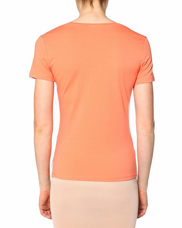 женская футболка ARMANI JEANS, сезон: лето 2015. Купить за 2900 руб. | Фото 2