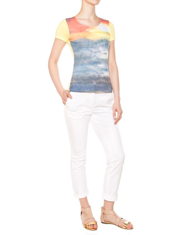 женская футболка ARMANI JEANS, сезон: лето 2015. Купить за 3500 руб. | Фото $i