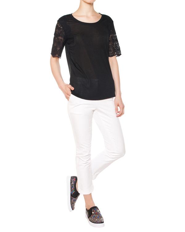 женская футболка ARMANI JEANS, сезон: лето 2015. Купить за 5000 руб. | Фото 3