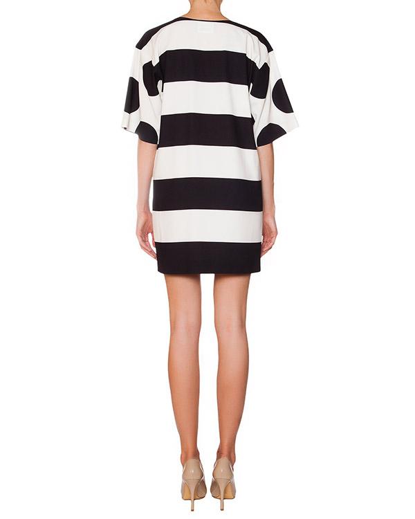 женская платье Moschino Boutique, сезон: зима 2015/16. Купить за 12900 руб. | Фото 3