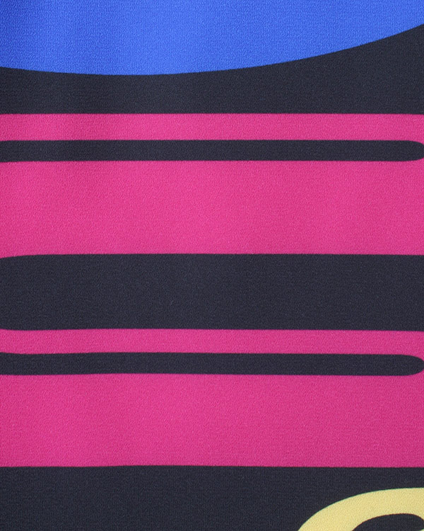 женская платье Moschino Boutique, сезон: зима 2015/16. Купить за 13800 руб. | Фото 4