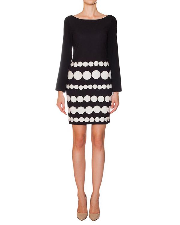 женская платье Moschino Boutique, сезон: зима 2015/16. Купить за 16800 руб. | Фото 1