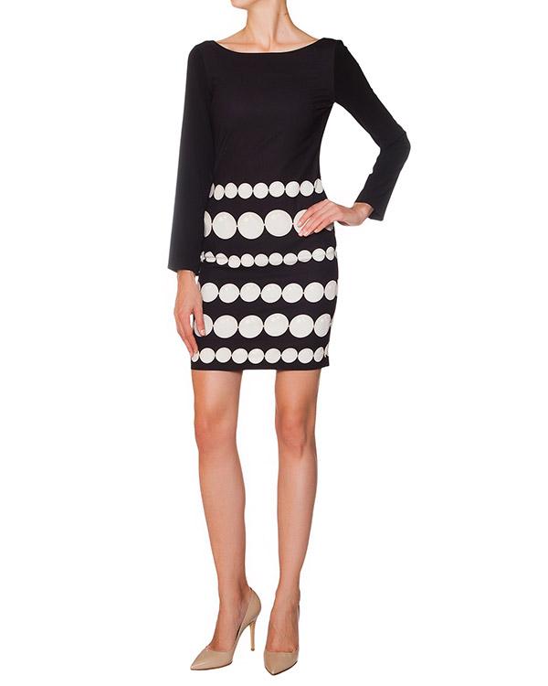 женская платье Moschino Boutique, сезон: зима 2015/16. Купить за 16800 руб. | Фото 2