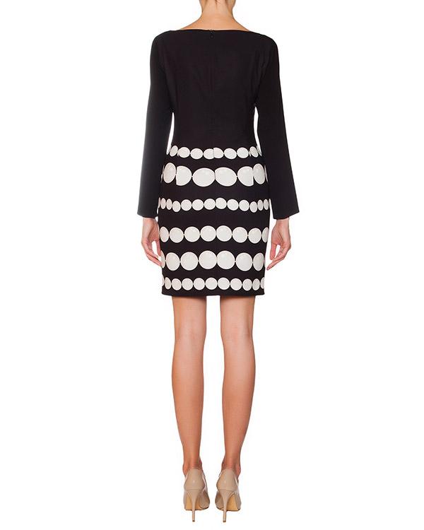 женская платье Moschino Boutique, сезон: зима 2015/16. Купить за 16800 руб. | Фото 3