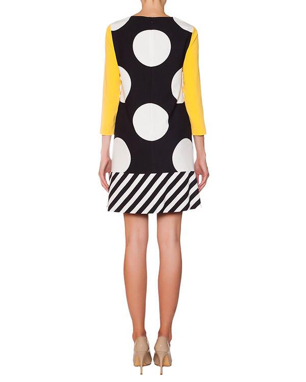женская платье Moschino Boutique, сезон: зима 2015/16. Купить за 12700 руб. | Фото $i