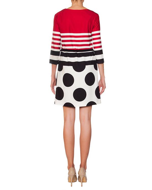 женская платье Moschino Boutique, сезон: зима 2015/16. Купить за 19100 руб. | Фото 3