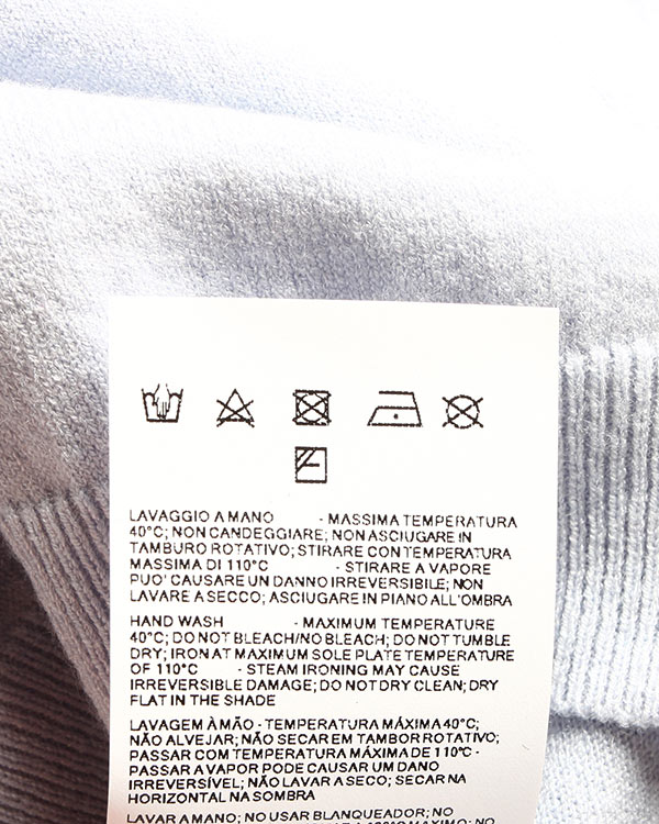 женская пуловер ARMANI JEANS, сезон: зима 2015/16. Купить за 6300 руб. | Фото 4