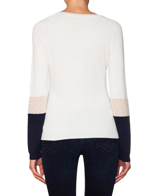 женская пуловер ARMANI JEANS, сезон: зима 2015/16. Купить за 6100 руб. | Фото $i