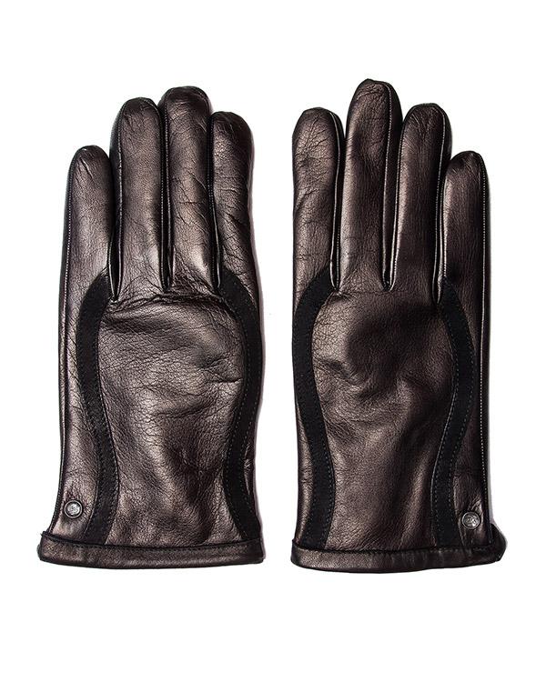 аксессуары перчатки ARMANI JEANS, сезон: зима 2015/16. Купить за 5300 руб. | Фото 1
