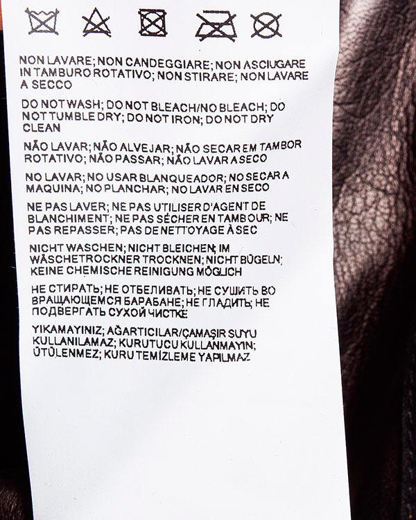 аксессуары перчатки ARMANI JEANS, сезон: зима 2015/16. Купить за 5300 руб. | Фото 4
