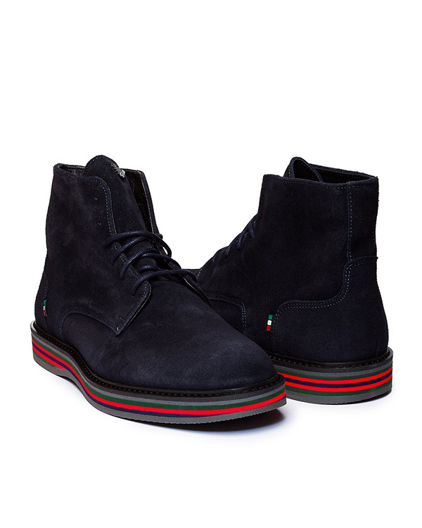 мужская ботинки ARMANI JEANS, сезон: зима 2015/16. Купить за 9500 руб.   Фото $i