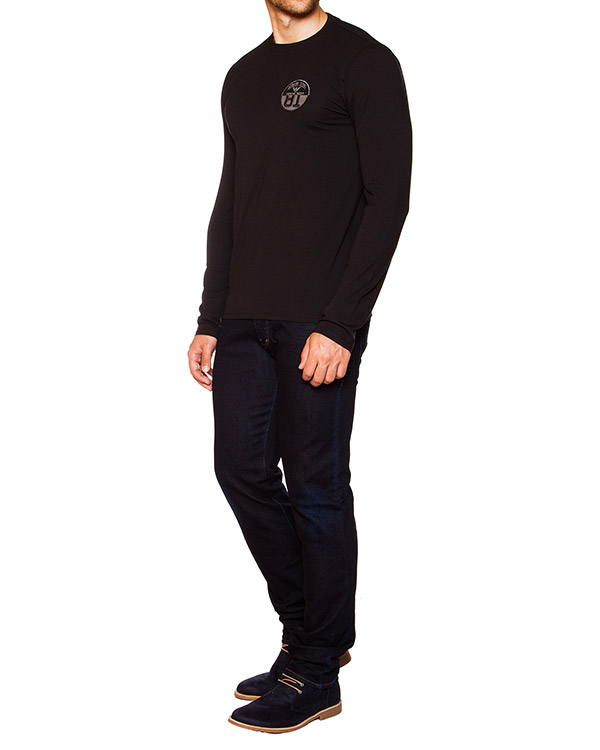 мужская футболка ARMANI JEANS, сезон: зима 2015/16. Купить за 3900 руб. | Фото $i