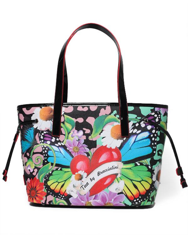 Где купить новая коллекция сумки braccialini 2017