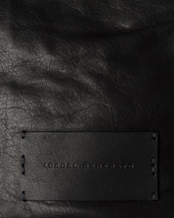 аксессуары рюкзак Isabel Benenato, сезон: зима 2017/18. Купить за 62000 руб. | Фото $i