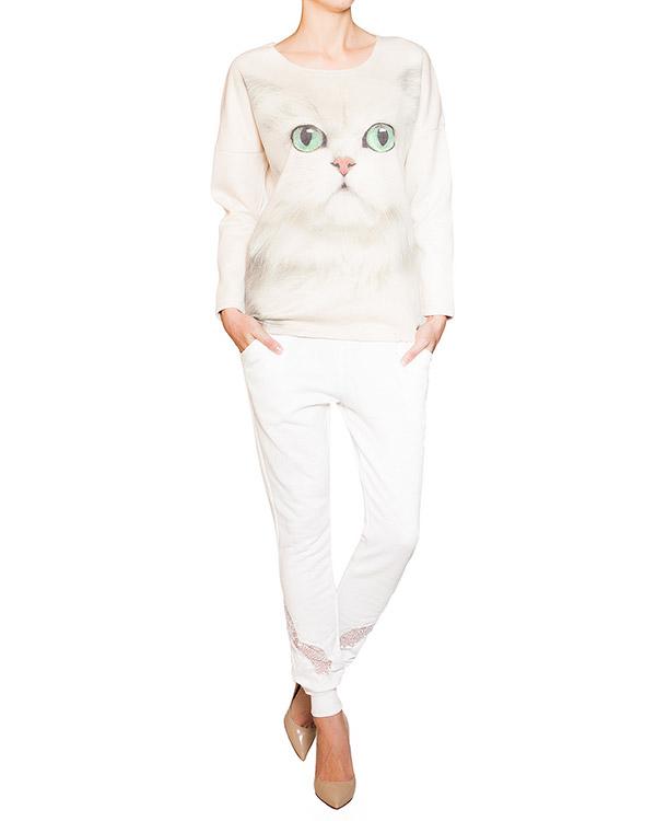 женская брюки Brigitte Bardot, сезон: зима 2015/16. Купить за 4100 руб. | Фото 3