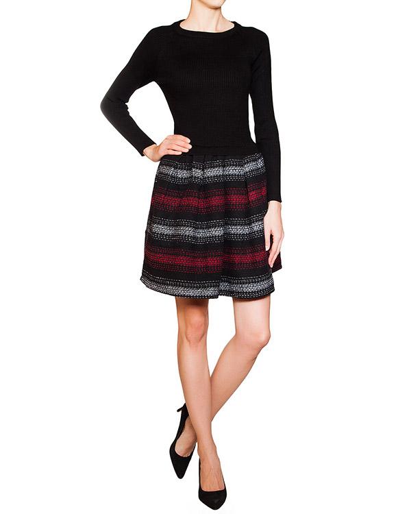 женская платье Brigitte Bardot, сезон: зима 2015/16. Купить за 9100 руб. | Фото 2
