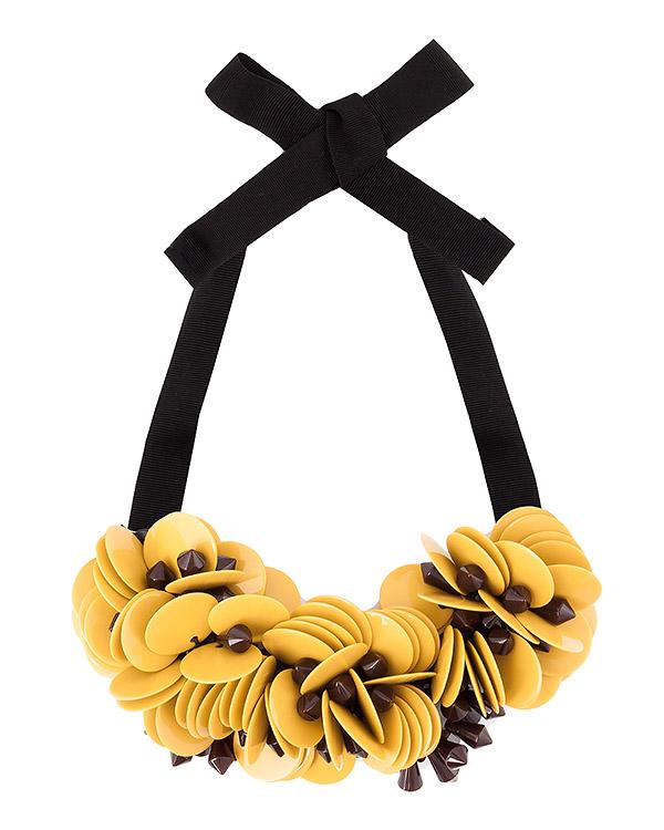 аксессуары ожерелье P.A.R.O.S.H., сезон: зима 2016/17. Купить за 9500 руб. | Фото 1