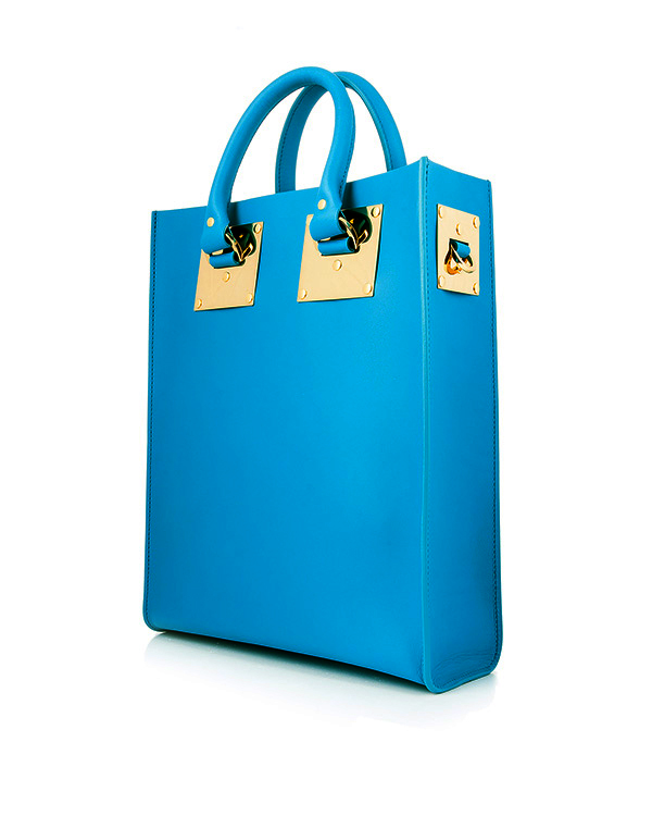 аксессуары сумка Sophie Hulme, сезон: лето 2016. Купить за 68800 руб. | Фото 2
