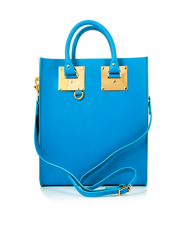 аксессуары сумка Sophie Hulme, сезон: лето 2016. Купить за 68800 руб. | Фото 3