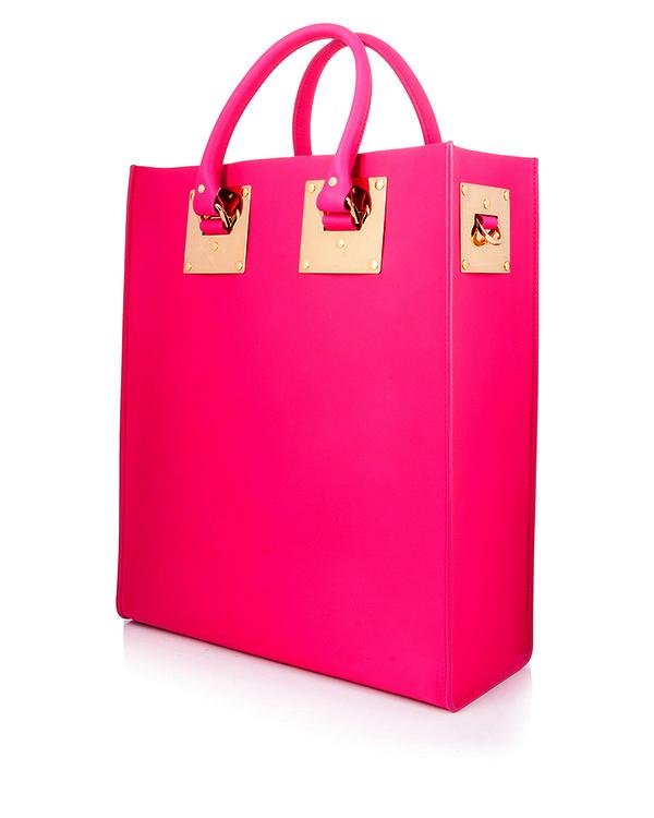 аксессуары сумка Sophie Hulme, сезон: лето 2016. Купить за 79400 руб. | Фото 2