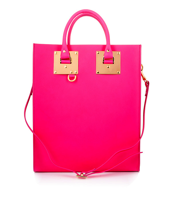аксессуары сумка Sophie Hulme, сезон: лето 2016. Купить за 79400 руб. | Фото 3