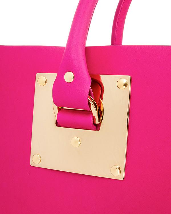 аксессуары сумка Sophie Hulme, сезон: лето 2016. Купить за 79400 руб. | Фото 4