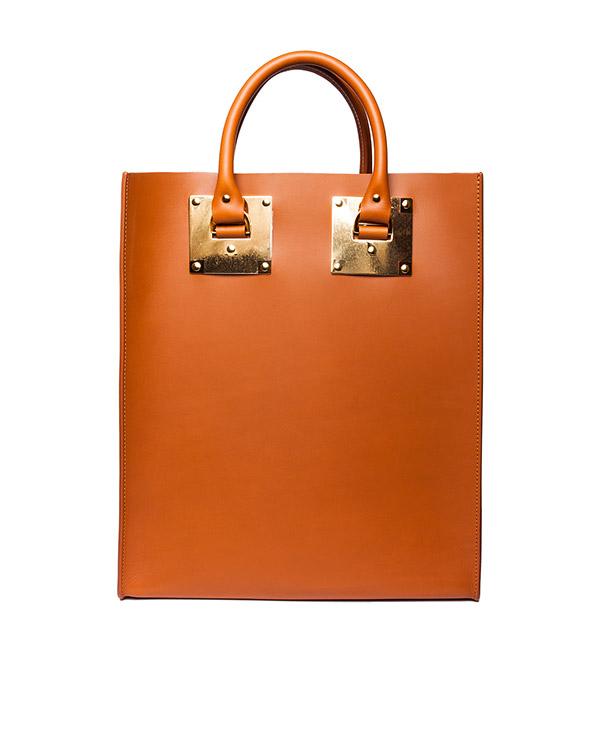 аксессуары сумка Sophie Hulme, сезон: зима 2015/16. Купить за 39700 руб. | Фото $i