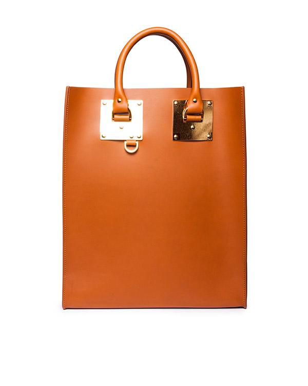 аксессуары сумка Sophie Hulme, сезон: зима 2015/16. Купить за 39700 руб. | Фото 3