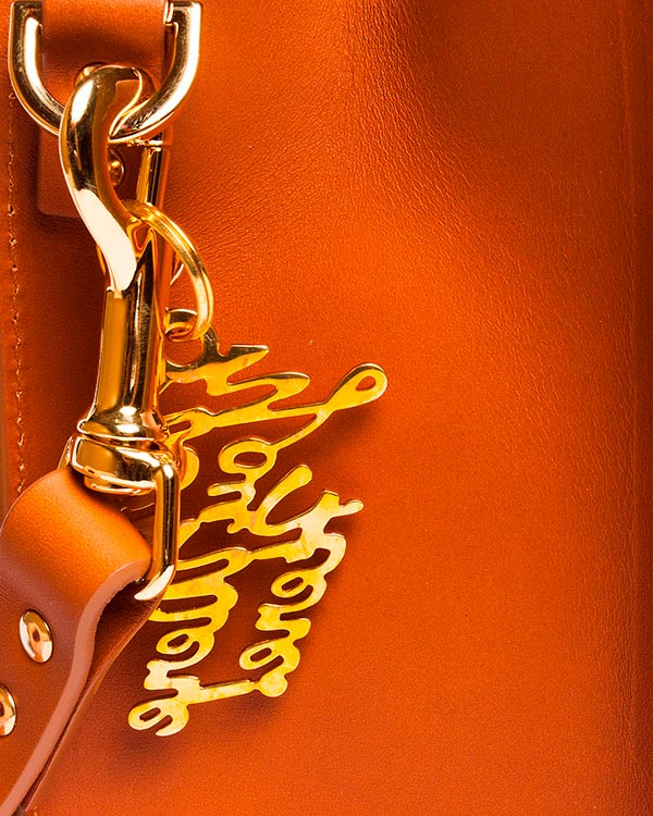 аксессуары сумка Sophie Hulme, сезон: зима 2015/16. Купить за 23900 руб. | Фото $i