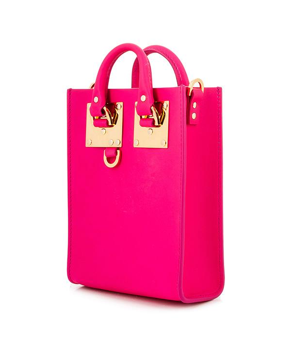 аксессуары сумка Sophie Hulme, сезон: лето 2016. Купить за 27900 руб. | Фото 2