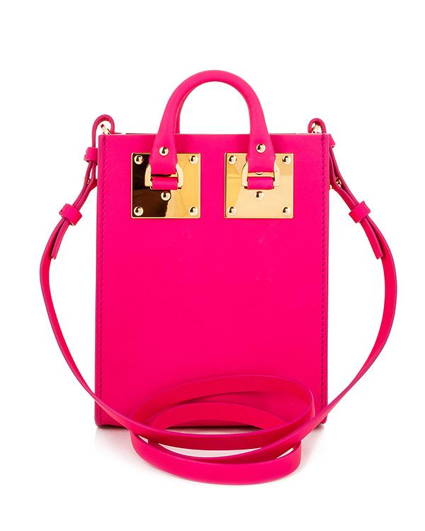 аксессуары сумка Sophie Hulme, сезон: лето 2016. Купить за 27900 руб. | Фото 3
