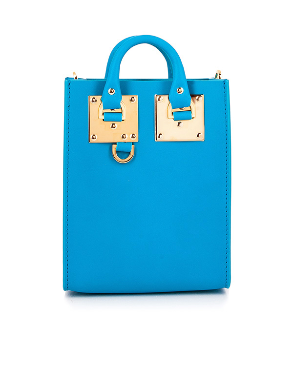 аксессуары сумка Sophie Hulme, сезон: лето 2016. Купить за 39800 руб. | Фото 1