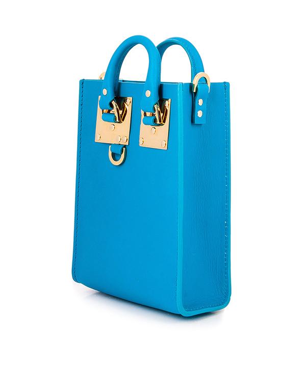 аксессуары сумка Sophie Hulme, сезон: лето 2016. Купить за 39800 руб. | Фото 2