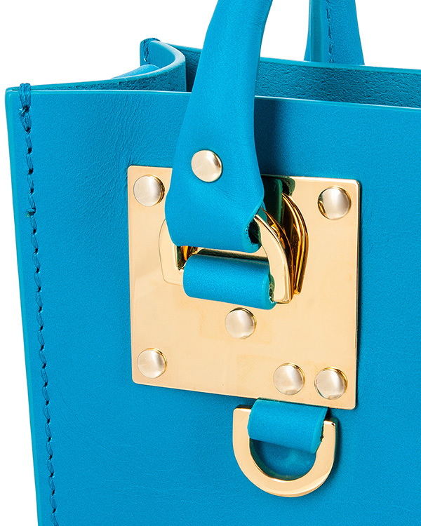 аксессуары сумка Sophie Hulme, сезон: лето 2016. Купить за 39800 руб. | Фото 4